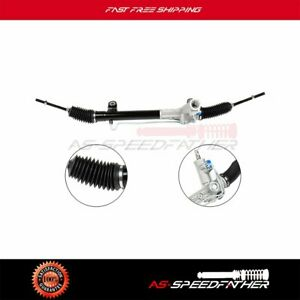Complete Power Steering Rack And Pinion Assembly For Ford Mustang 22 216