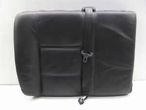 Vw Golf Gti Vr6 Right Rear Seat Leather Back Mk4 00 05 Oem