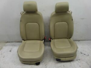 Vw Beetle Cabrio Convertible Front Seats 06 10 Oem