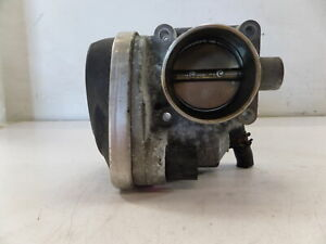 02 06 Mini Cooper S R53 1 6l Supercharged Throttle Body Oem 13 54 7 509 043 02