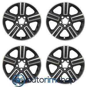 Honda Ridgeline 2008 2014 18 Oem Wheels Rims Full Set