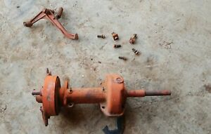 Allis Chalmers Wc Tractor Cultivator Lift Gear Clutch Lift Foot Pedal Spring