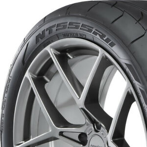 2 New 315 35r20 106w Nitto Nt555rii 315 35 20 Tires