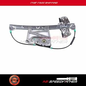 2000 2005 Window Regulator W O Motor For Cadillac Deville Front Passenger Side