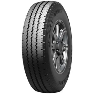 4 New Michelin Xps Rib Lt235 85r16 Load E 10 Ply Commercial Tire
