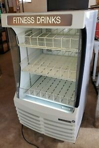 Beverage Air Open Air Merchandiser Grab n go Cooler Refrigerator Bz13 1 w