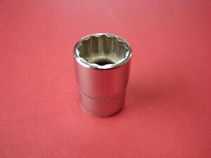 New Snap On Tools 14mm Socket 3 8 Dr 12pt Usa Fm14 Free S H In Usa