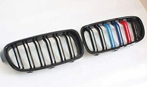 Op F30 F31 F35 M Color Front Kidney Grille Mesh Fit To 12 18 Bmw 320i 325i