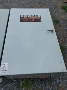 00 200a Amp Generac Ats Automatic Transfer Switch 120 208v Tested