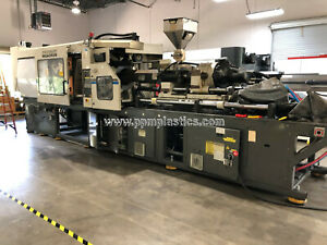 1992 Milacron Vh500 54 3905a219206r95 Used Plastic Injection Molding Machine