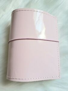 Patent Pink Planner Croco Binder A7 Pocket Chunky Agenda 30mm Ring 6 Organizer