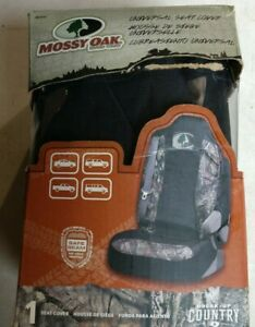 Mossy Oak Break Up Country Universal Seat Cover Automotive Camo