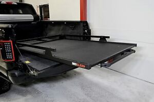 Bedslide Classic Black Edition Ford F250 350 6 9 Beds 10 7948 Clb Truck Bed