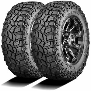 2 New Cooper Discoverer Stt Pro Lt 295 65r20 35x11 50r20 E 10 Ply M T Mud Tire