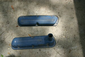 Valve Covers 302 289 351w Ford Mustang