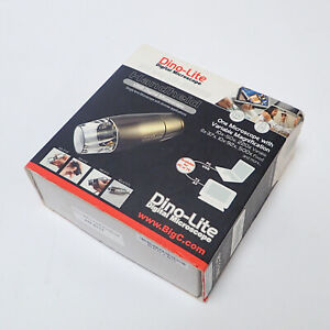 New Dino lite Pro Am 411t Handheld Usb Digital Microscope New In Box With Stand