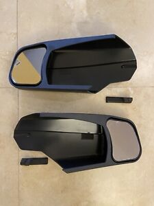 Cipa Extended Towing Mirrors For 2014 2018 Chevy Gmc Trucks Part 10950