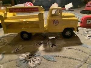 Buddy L Toys Ford Cab Private Label COCA-COLA DELIVERY TRUCK 50's V RARE NMINT