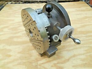 7 Rotary Indexer Rotary Table