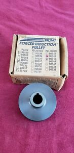 B m Weiand Holley 90543 144 177 Marine Supercharger Blower Pulley 10 Rib 3 28