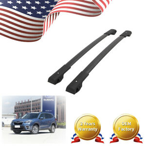 Cross Bars Roof Rack Fit For 2014 2019 Subaru Forester Crosstrek Impreza