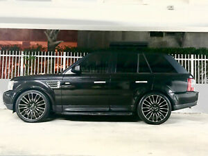 22 Range Rover Sport Edition Wheels Rims set Of 4