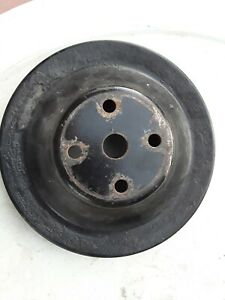 Mopar Slant 6 Water Pump Pulley Oem 1960 1987