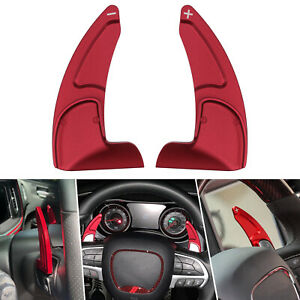 Steering Wheel Shift Paddle For 2015 2020 Non srt Dodge Charger Challenger
