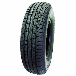 4 New Super Cargo St Radial St 235 85r16 Load E 10 Ply Trailer Tires