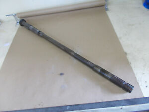 John Deere Mt Pto Shaft