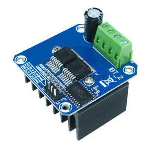 1 5 10x Double Bts7960 43a Stepper Motor Driver H bridge Pwm Circuit For Arduino
