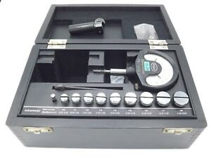 Mahr Dial Bore Gage Set Intramess 40 To 72 Compramess 0001 Serviced Clean