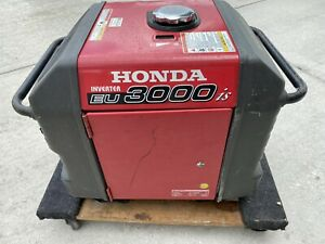 Honda Eu3000is Inverter Generator Local Pick up Only Melbourne Florida