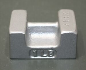 Rice Lake Weighing Systems Calibration Weight 12876 1 Lb Astm Class 7 Painted