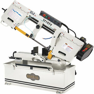 Shop Fox Metal Cutting Band Saw 10in X 18in 1 1 2 Hp 220v Model M1054