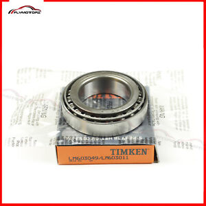1 Pcs Timken Lm603049 Lm603011 Cup Cone Tapered Roller Bearing Set Brand New