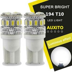 2x Led Door Light Shadow Projector Car Courtesy Ghost Laser Bulb Fit For Toyota