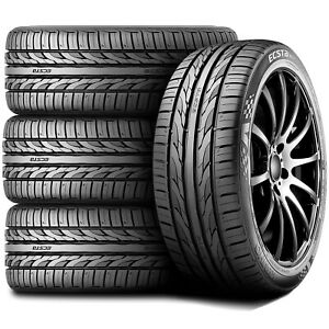 4 New Kumho Ecsta Ps31 235 45zr17 235 45r17 94w dc High Performance Tires