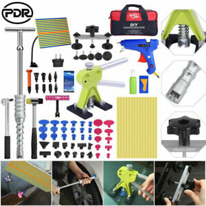 Pdr Tools Dent Hammer Puller Lifter Paintless Hai Ding Removal Repair Kit