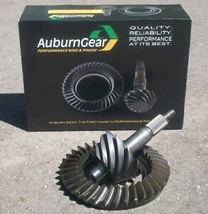Ford 9 Inch Mustang Falcon Rearend 3 70 Ring And Pinion Auburn Gear Set