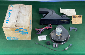 Nos 1970 70 Impala Caprice Biscayne Rear Window Defogger Unit Gm 993904