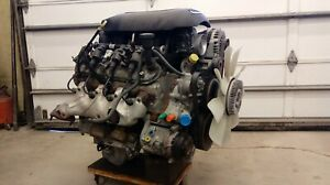 5 3 Liter L59 Gm Engine Complete Motor 1 Owner Chevrolet Chevy Gmc