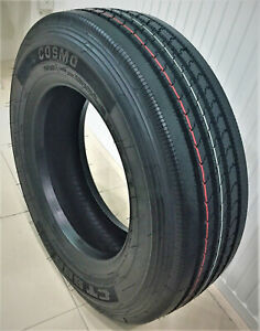 2 New Cosmo Ct588 Plus 245 70r19 5 135 133l H 16 Ply Commercial Tires