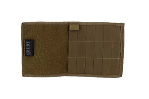 Ddt Convoy Molle Universal Visor Cover Tan Tactical Car Organizer Storage Pouch