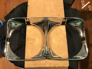 Nos 1969 1970 Cadillac Headlight Bezel In Original Box 69 70 Eldorado 1493065