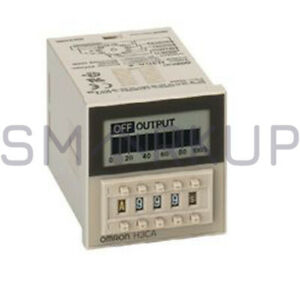 New In Box Omron H3ca 8 H3ca8 Solid state Timer