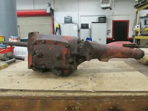 1976 Mopar B E Body Pp833 3 Speed With 4 Speed Overdrive Transmission C 99129
