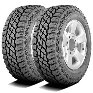 2 Cooper Discoverer S T Maxx Lt 265 70r16 Load E 10 Ply R T Rugged Terrain Tires