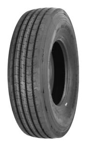 2 New Mastertrack Un 203 All Steel St 235 85r16 Load G 14 Ply Trailer Tires