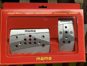 Momo Automatic Pedal Originals Made In Italy 2009 Brand New Us